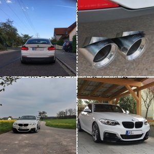 BMW 220d M-Performance